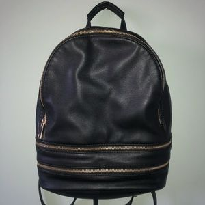 Forever 21 Leather Mini Backpack